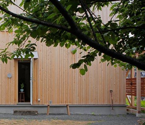 Small Box House by Akasaka Shinichiro Atelier