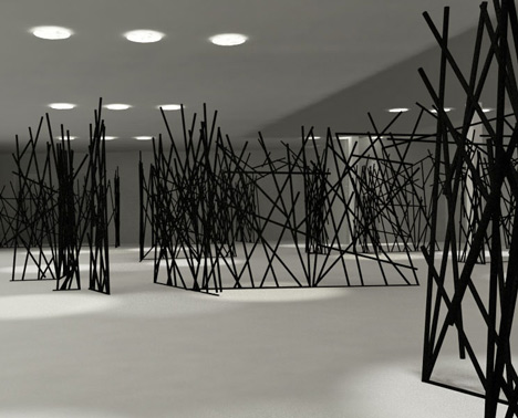 StickingSticks by Kawamura-Ganjavian