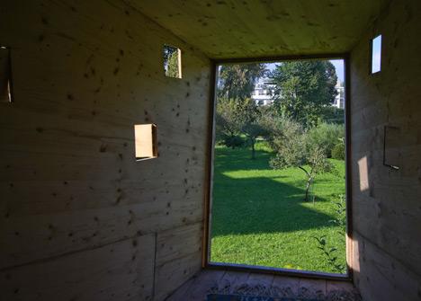 Tree House by Ravnikar Potokar