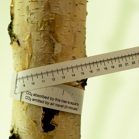 Tree Tape by Nitipak Samsen