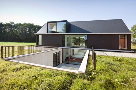 Villa Geldrop by Hofman Dujardin Architects