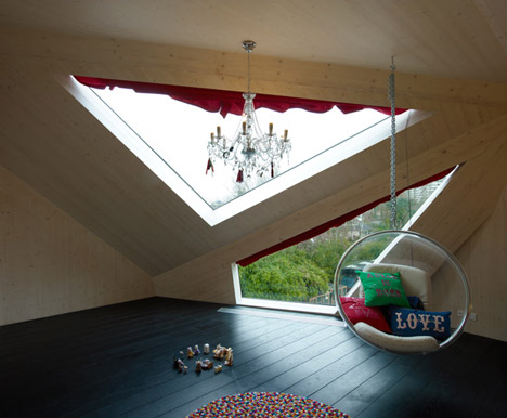 Villa Rotterdam by Ooze