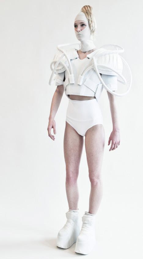 Whiteness by Julia Krantz