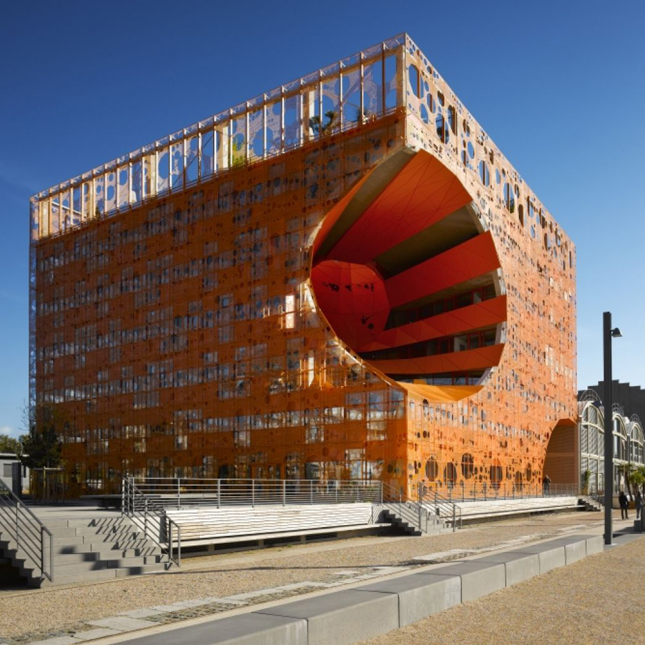Architecture And Design In Lyon Dezeen