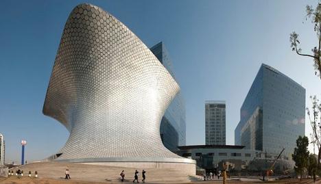 Museo Soumaya by FREE Fernando Romero EnterprisE