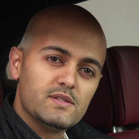 Nader Faghihzadeh of BMW