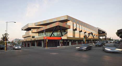 Central Institute of Technology by Lyons