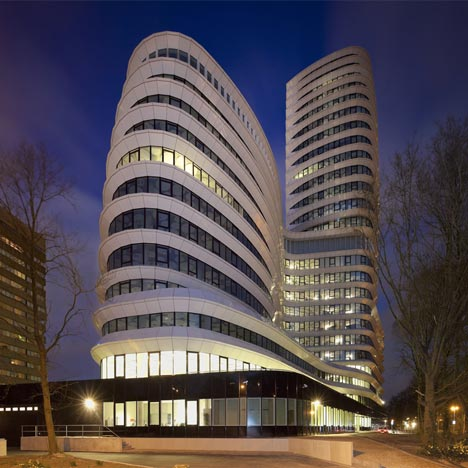 DUO and Tax Offices by UNStudio