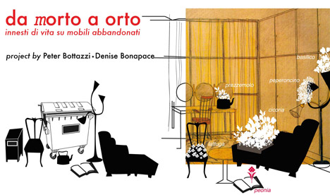 Da Morto A Orto by Peter Bottazzi and Denise Bonapace
