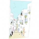 Fleet Street Hill by Peter Barber Architects