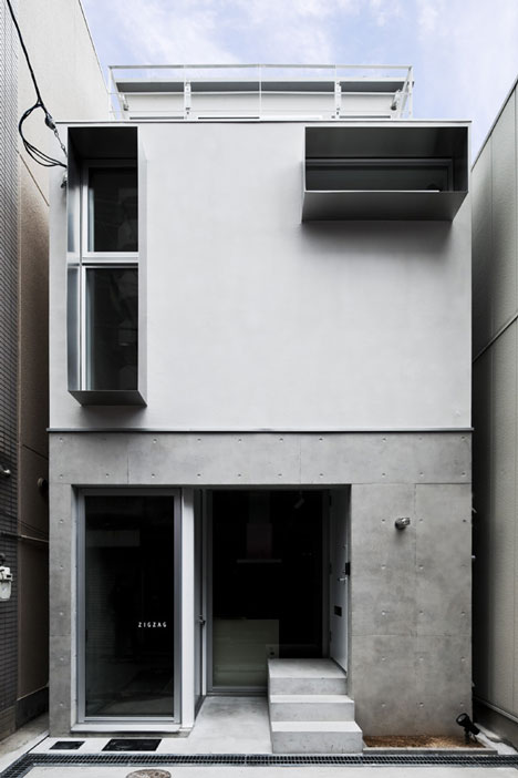 House A by Takeshi Hamada