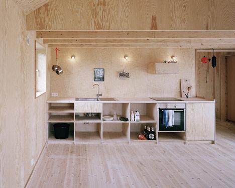 House Morran by Johannes Norlander Arkitektur