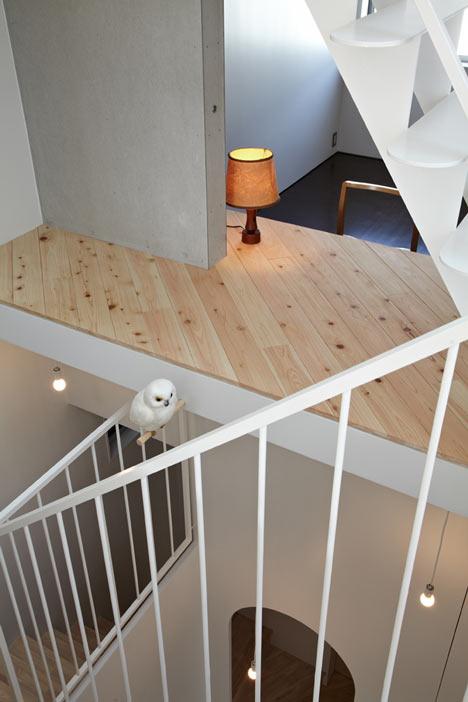 House in Ookayama by Torafu Architects