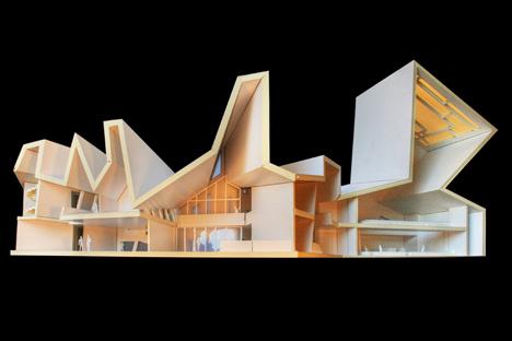 Jewish Community Centre Mainz by Manuel Herz Architects