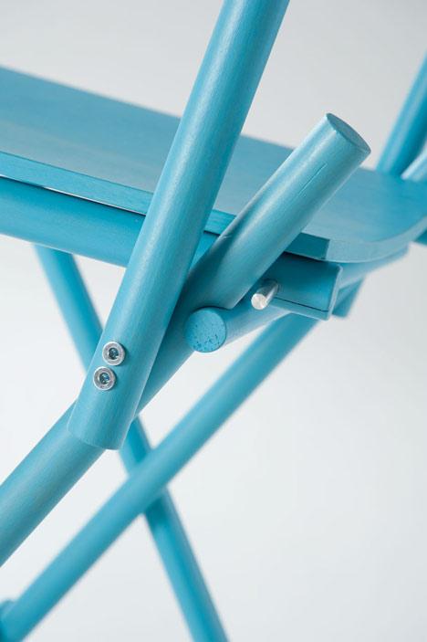 Mossa Chair by Simone Simonelli for Promosedia