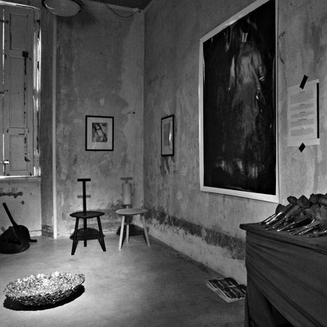 Natura Morta by Studio Toogood at Erastudio Apartment Gallery