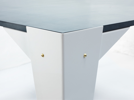 New Standard Table by Fredrik Paulsen