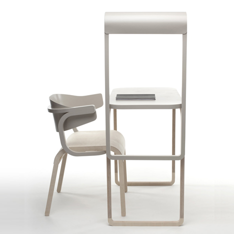 Perch Collection by Pierre Favresse at Nouvelle Vague