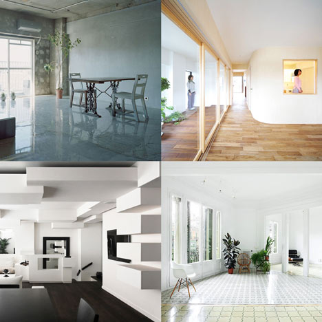 Dezeen archive: apartments