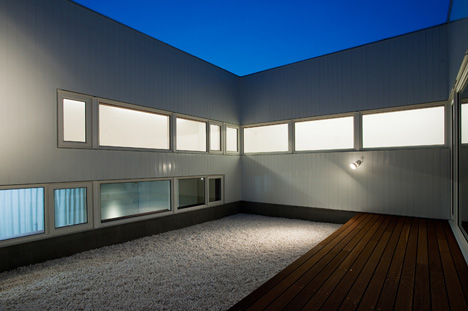 CTYN Internal Garden House by archi LAB. t+m