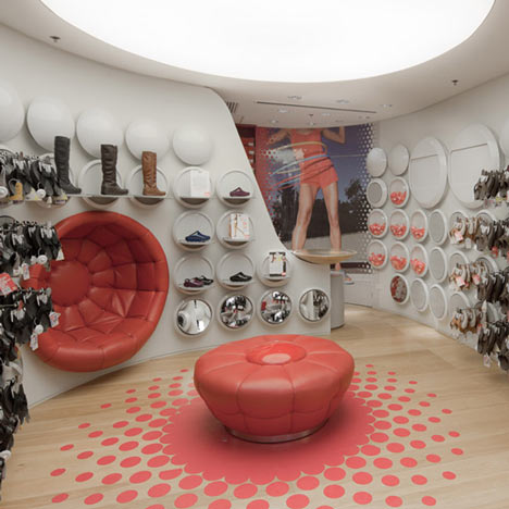 FitFlop store by Sybarite
