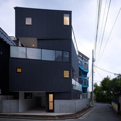 Himeji Observatory House by KINO architects