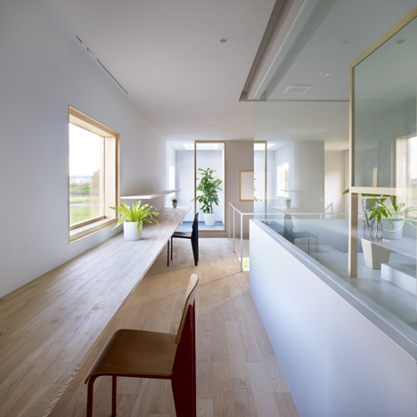 japanese home office. House In Hidaka By Suppose Design Office Japanese Home R