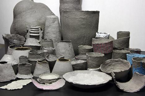 Kami pots by Ett La Benn