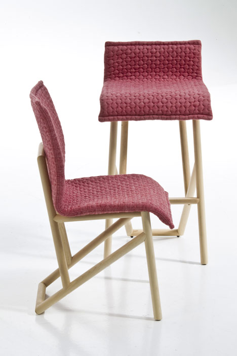Klara by Patricia Urquiola for Moroso