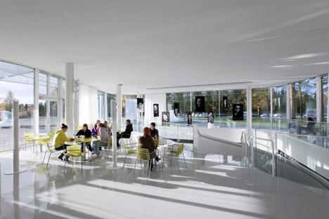 Kymenlaakso UAS Workshop by Arkkitehdit NRT