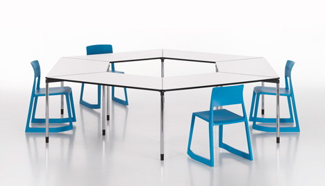 Map Table for Vitra