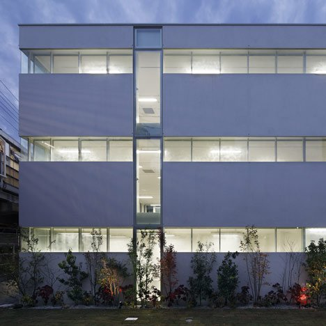 Office building by Takeshi Hosaka