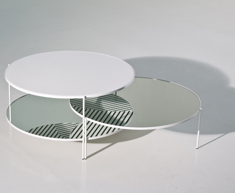 Pond by Nendo for Moroso