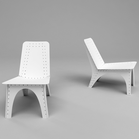 Stitched by Tord Boontje for Moroso
