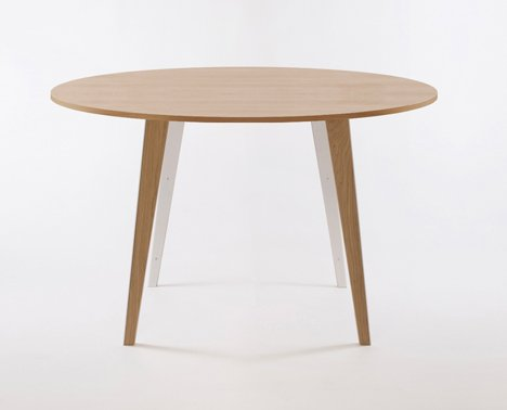 Tabbed Chair by Scott Rich and Victoria