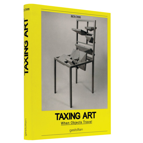 Competition: five copies of Taxing Art by Beta Tank to be won