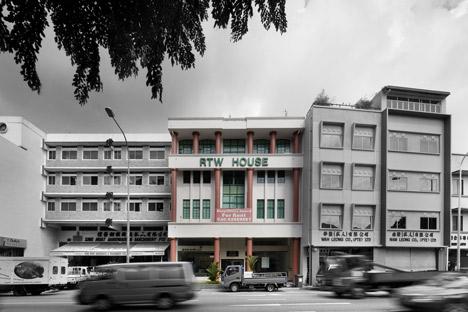 Thin Office by SKLIM