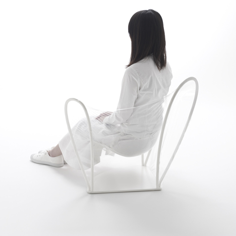 Transparent Collection by Nendo