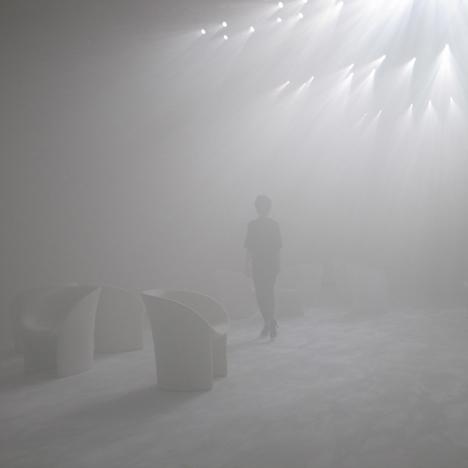 Twilight by Tokujin Yoshioka for Moroso