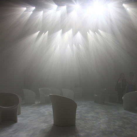 Twilight by Tokujin Yoshioka for Moroso