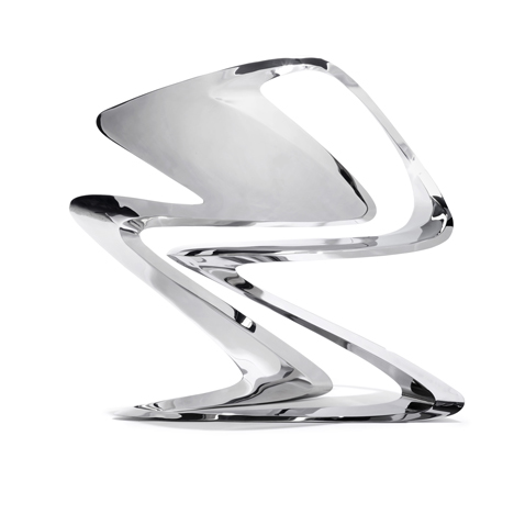 Z-Chair by Zaha Hadid for Sawaya & Moroni