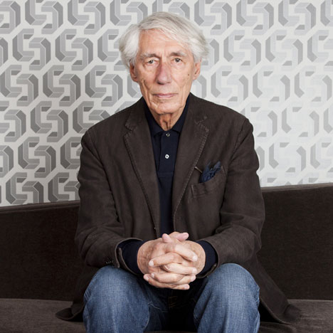 Interview: Wim Crouwel at the Design Museum