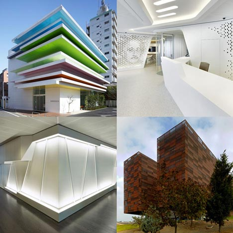 Dezeen archive: banks