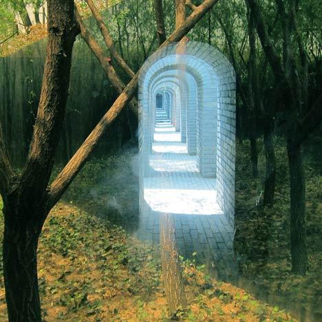 Master Designer's Garden Plot 6 by Martha Schwartz Partners