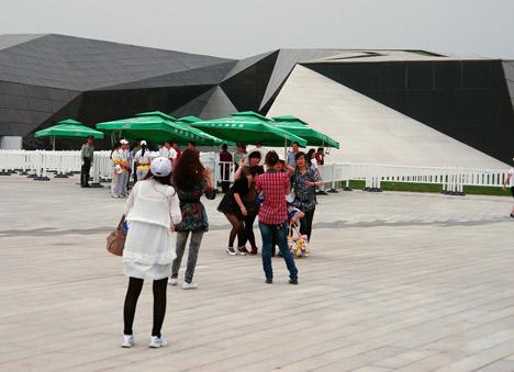 The Creativity Pavilion by Plasma Studio