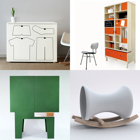 dezeen archive childrens furniture
