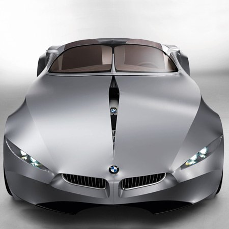 Wonderful In First Place Is GINA Light Visionary Model By BMW, A Fabric Covered Car  With An Articulated Frame Underneath.