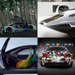 Dezeen's top ten: cars