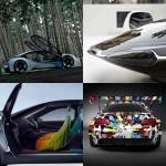 Dezeen's top ten: cars