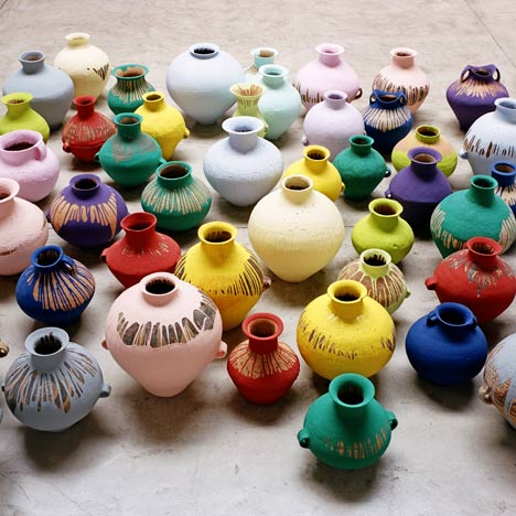 Ai Weiwei At Lisson Gallery Dezeen